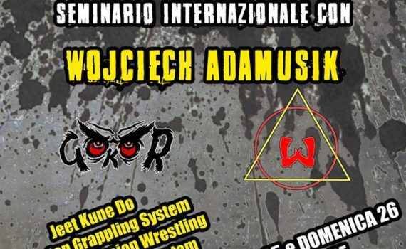 International Martial Arts Workshop krav maga bodyplanet garfagnana